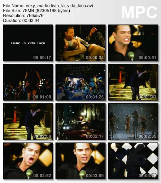 Livin La Vida Loca Mp3: Livin` La Vida Loca Бесплатно скачать